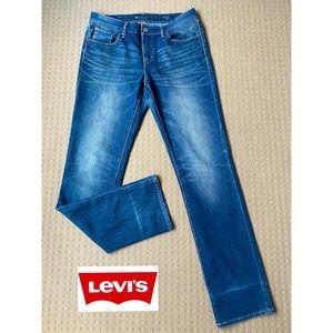Levi's Demi Curve women straight Jeans W30 L34
